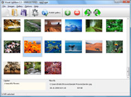 easy popup creating with html Joomla Gallery Flickr