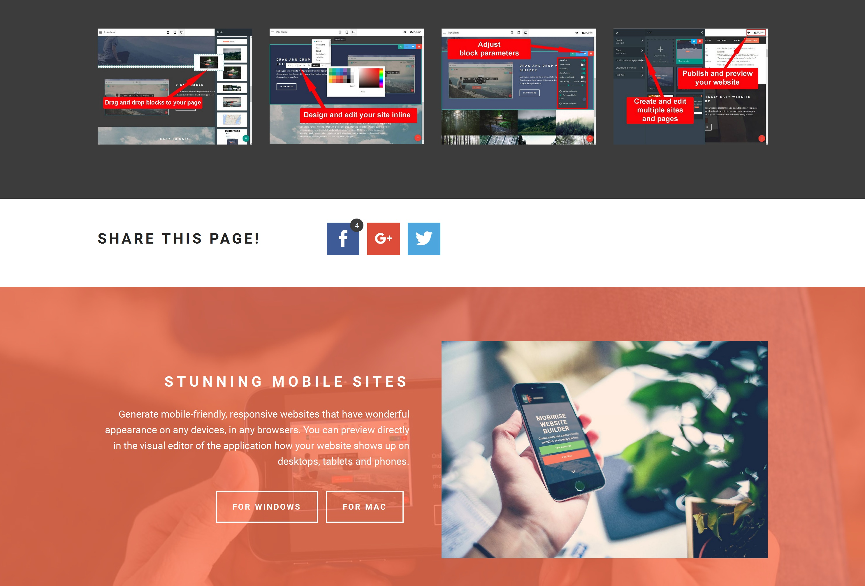 Best Responsive Web Page  Creator Review