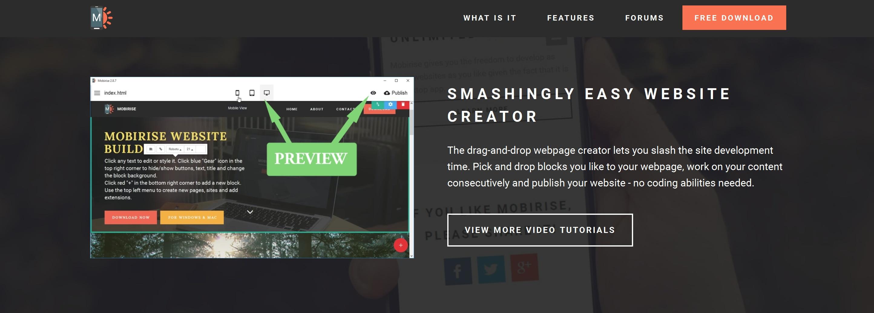 Best Simple Website Creator