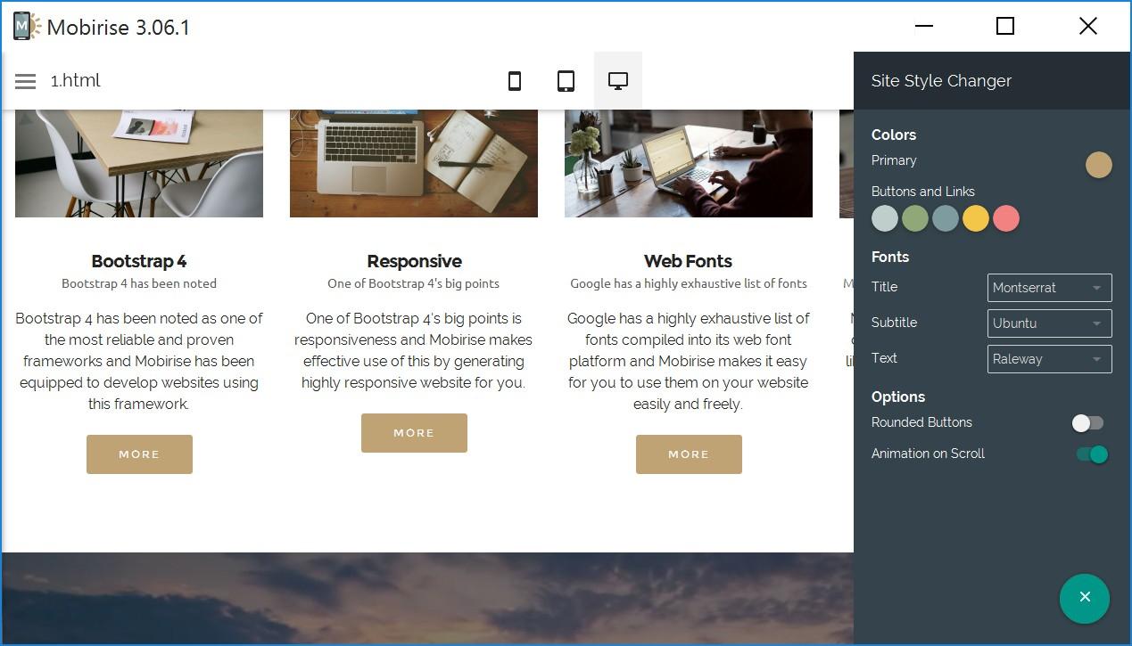 Mobile Responsive Web Maker Review