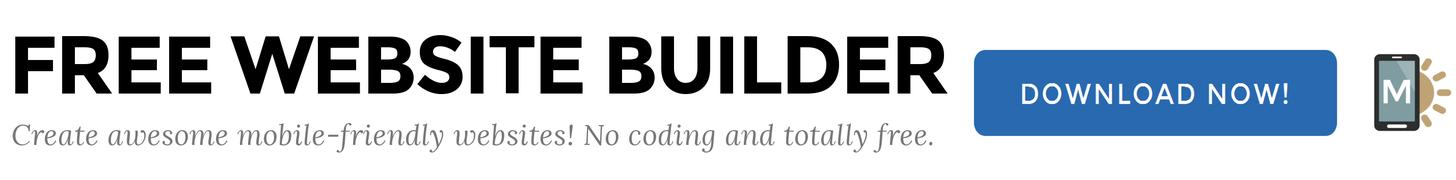 easy website builder software